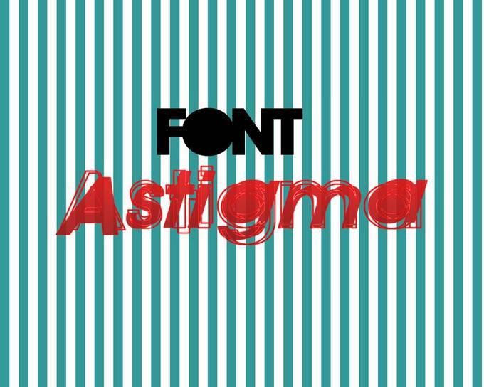 Font Astigma Font