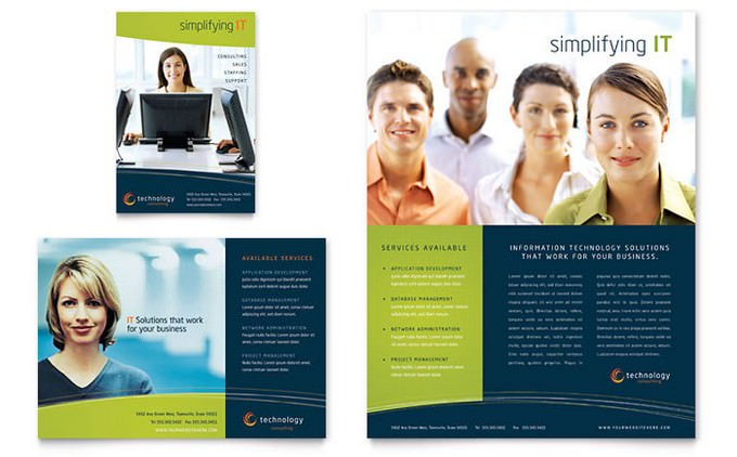 Business Flyer Template Free