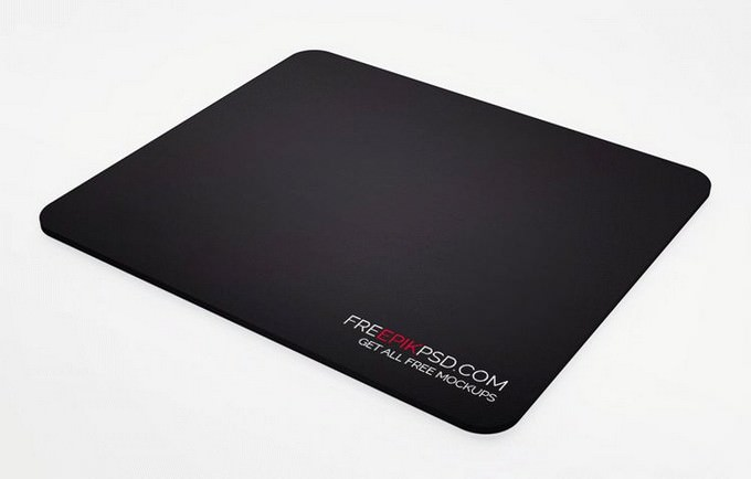 Game Mouse Pad Mockup