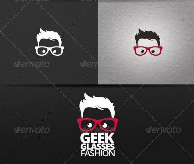 Geek Glasses Fashion