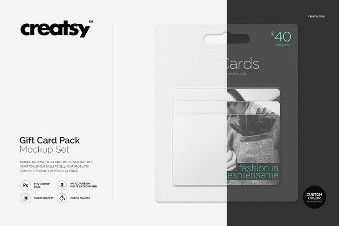 Gift PSD Pack Set