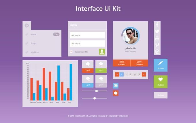Interface UI Kit