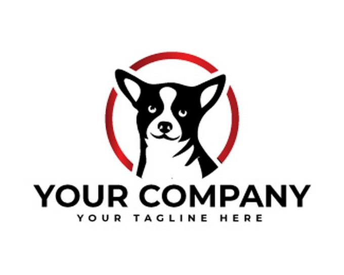 Logo Design Dog 2