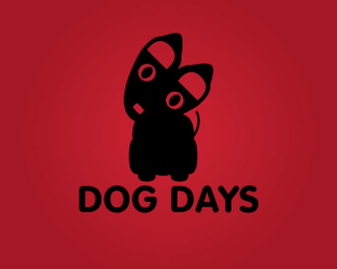 Logo Design - Dog Days