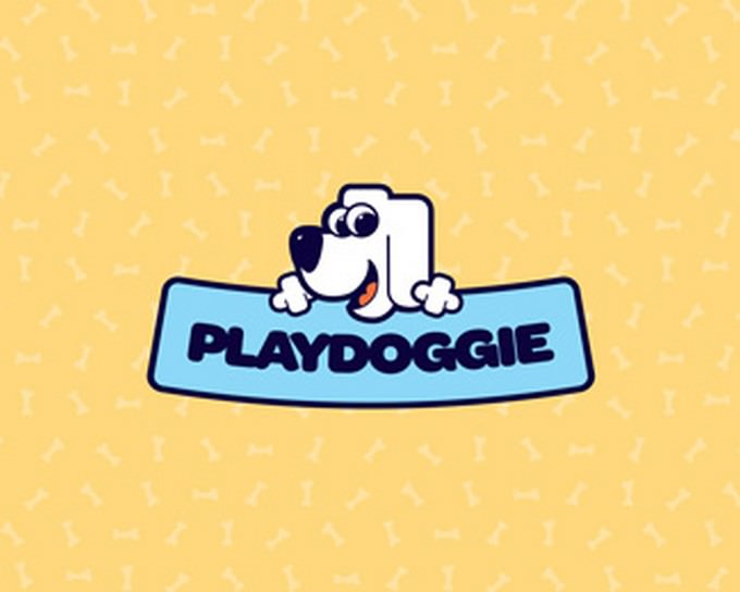 Logo Design - PlayDoggie