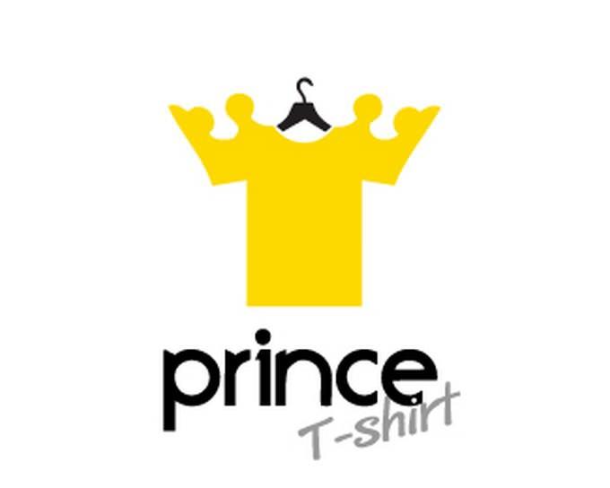 Logo Design - Prince T-shirt