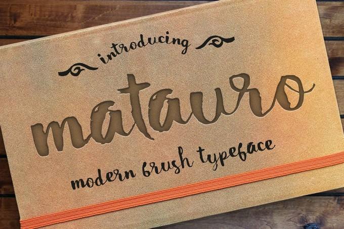 Matauro Script