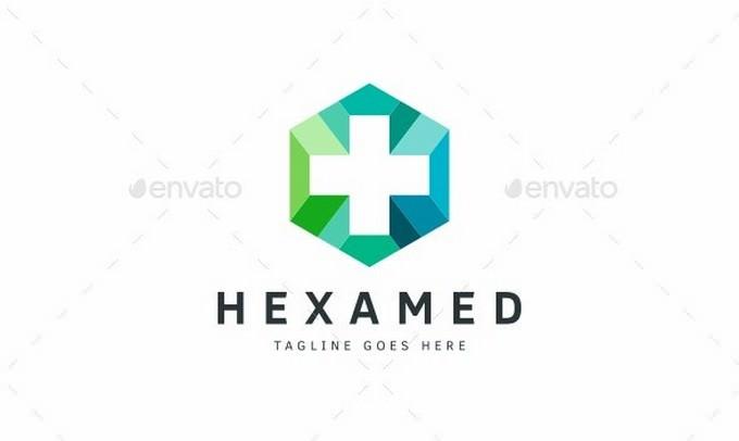 Medical Cross Logo Template