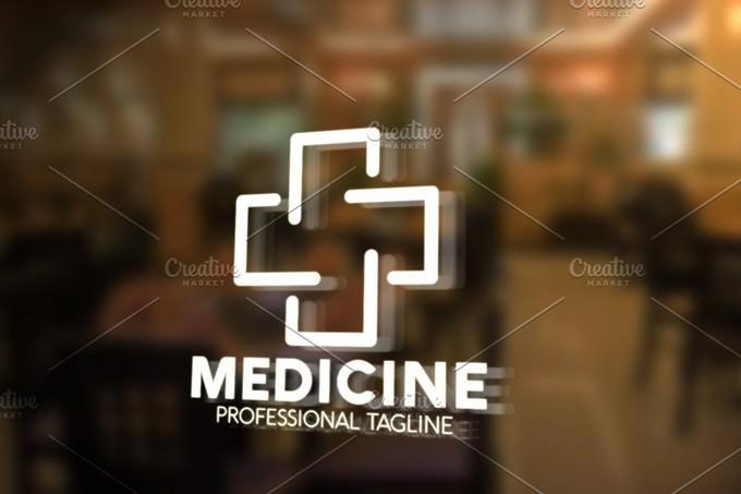 Medicine Logo Template