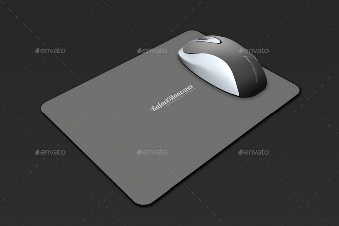 Mouse Pad Mock-Up