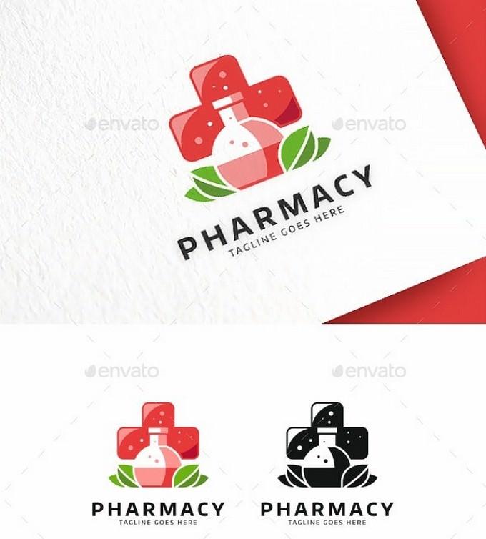 Pharmacy Logo Template