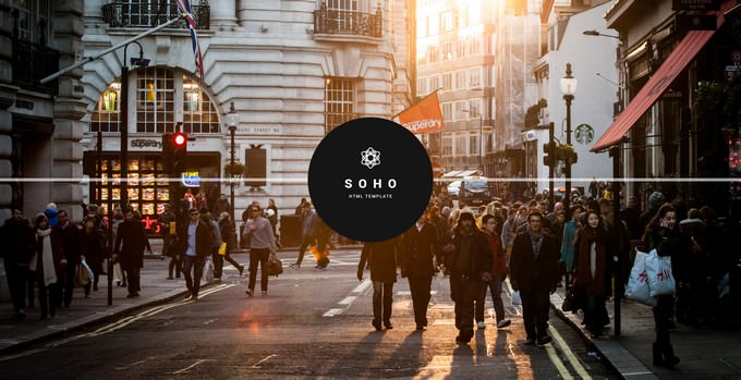 Photography & Videography Web Template