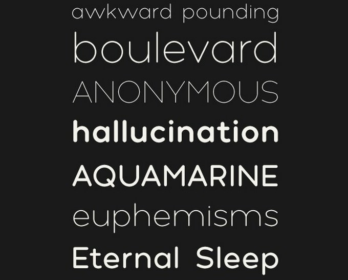 Polly Rounded Font