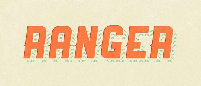 Ranger Font