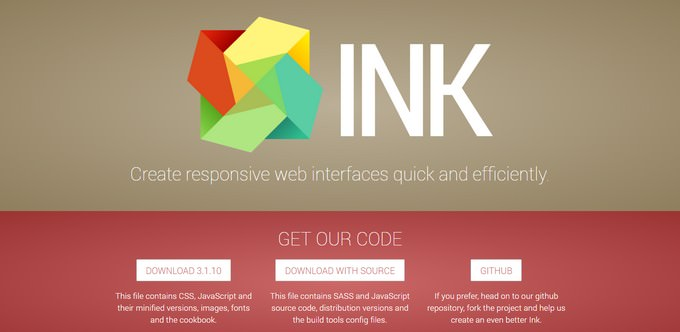 Responsive Web Interface Kit