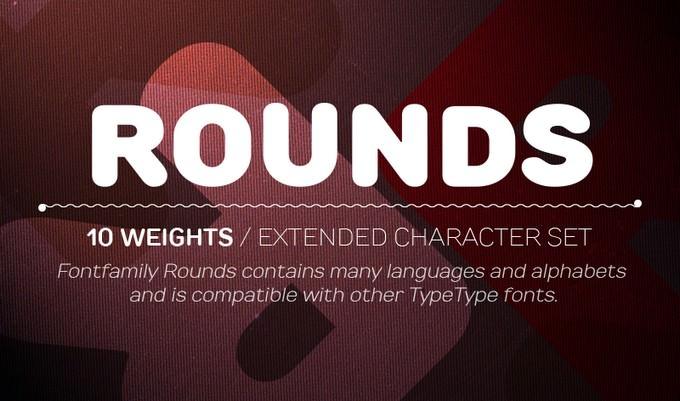 TT Rounds Font