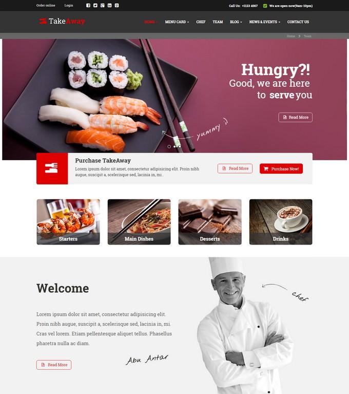 Restaurant & Online Food Ordering
