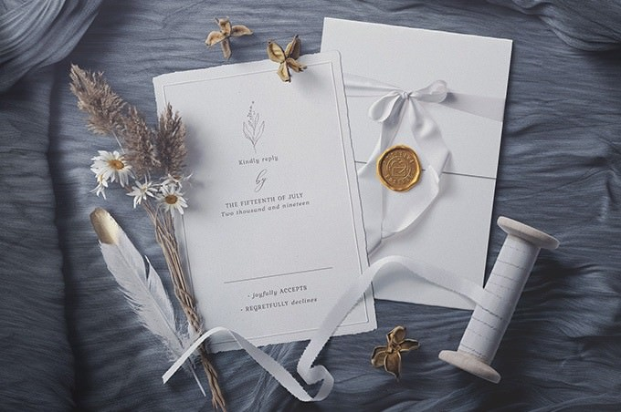 Wedding Mockup PSD