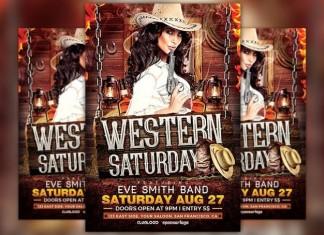 Western Saturday Flyer