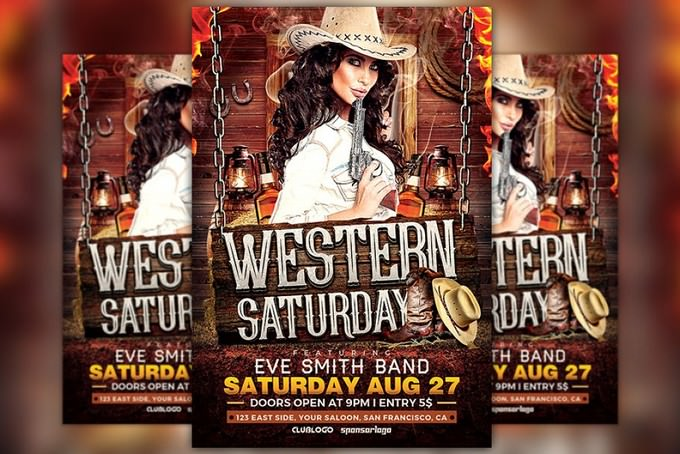 Western Saturday Flyer