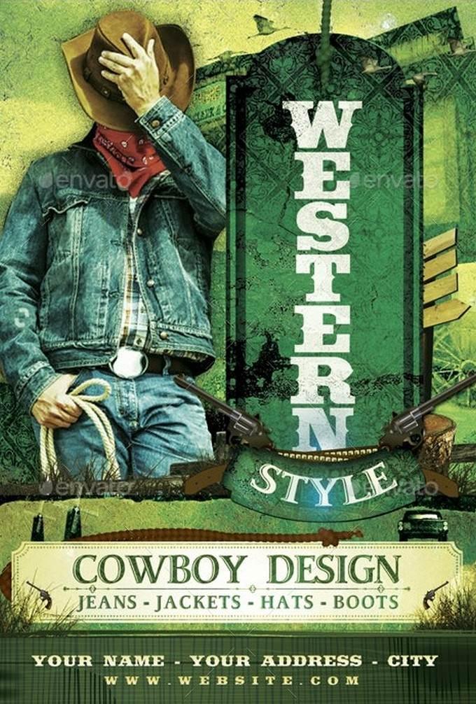 Western Style Flyer