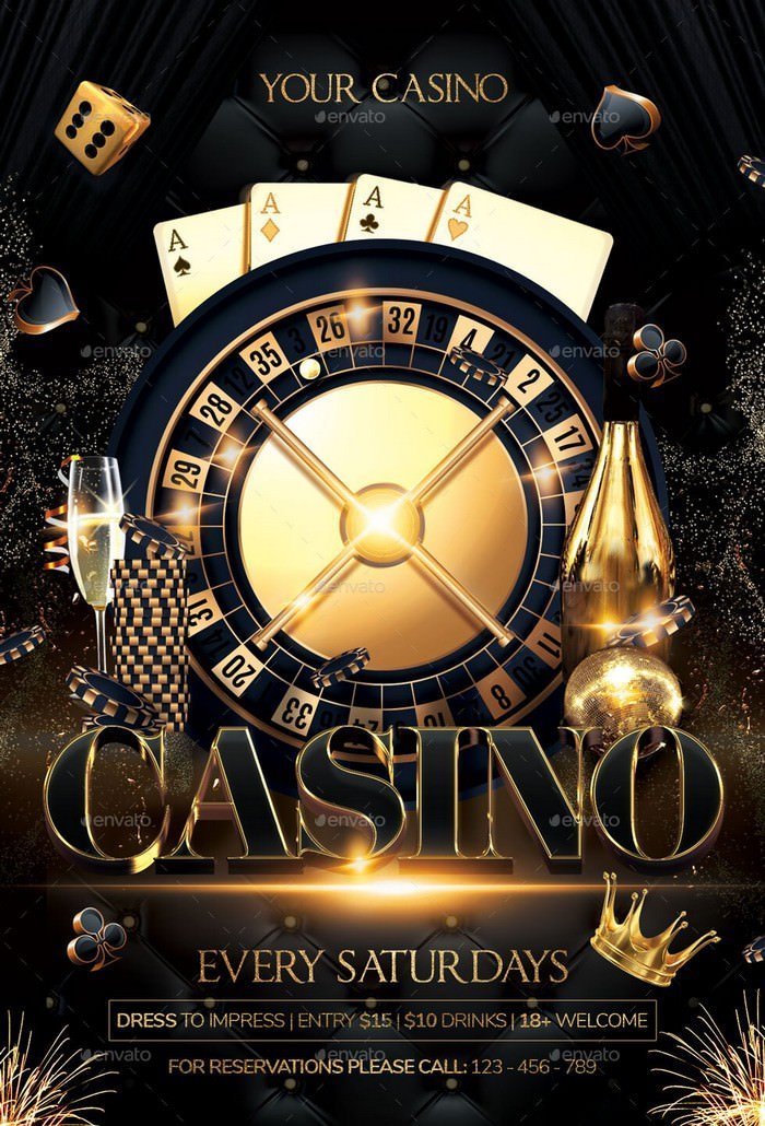 Your Casino Flyer