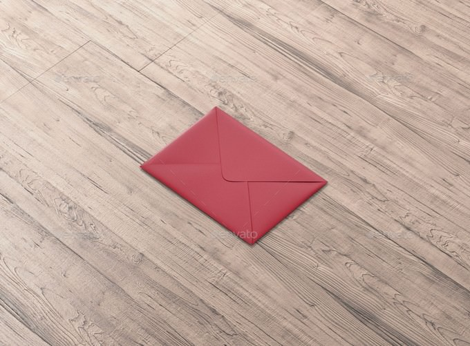 Envelope Mock-Up
