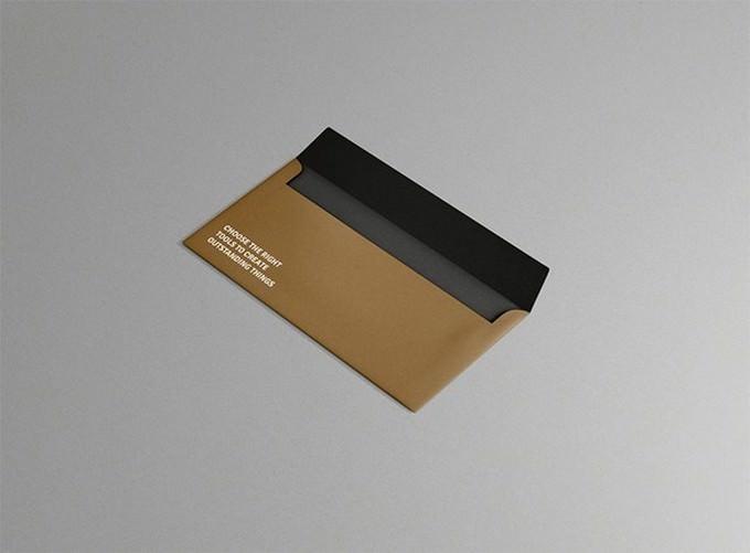 Envelope Psd Mockup