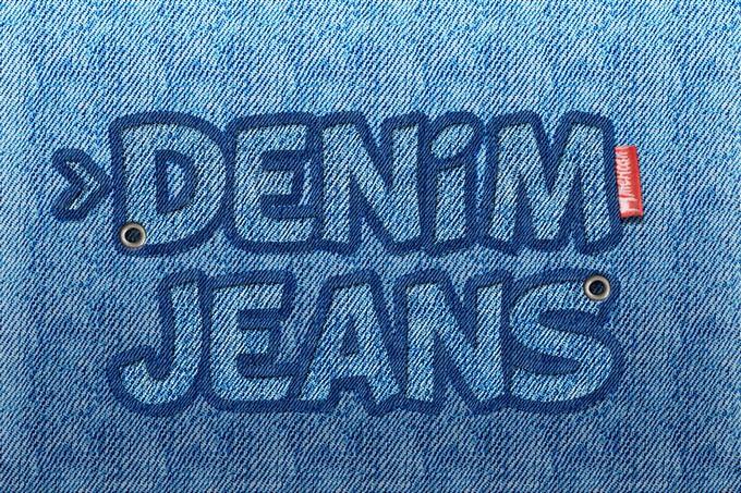 Jeans Mockup