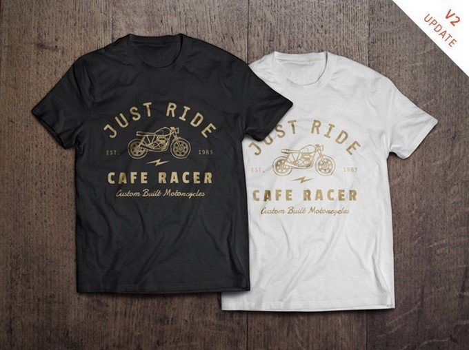 PSD T-Shirt Mockup Free