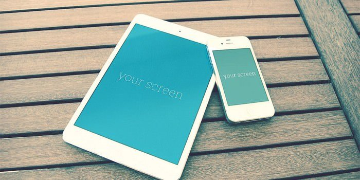Ipad Photorealistic Screen Mockups