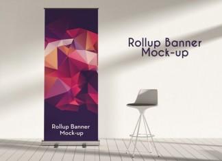 Rollup Banner Mock-ups