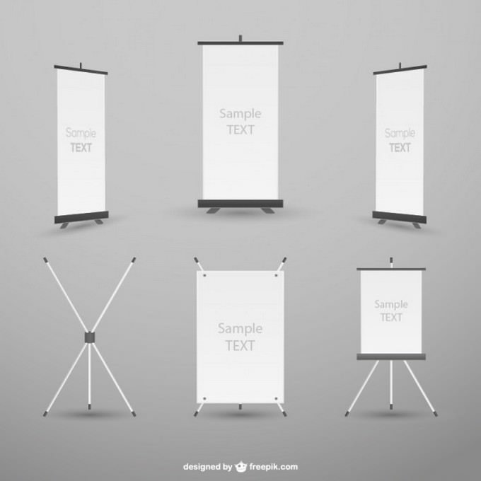 Rollup Mockup Collection