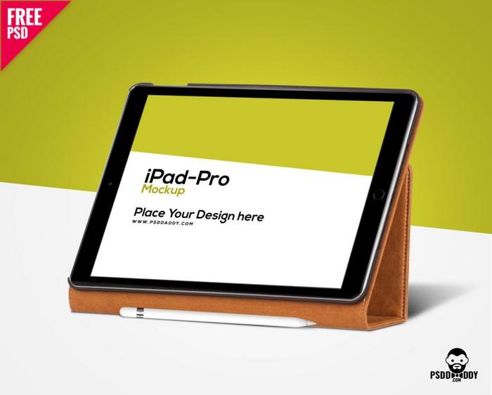 iPad Pro Mockup Free