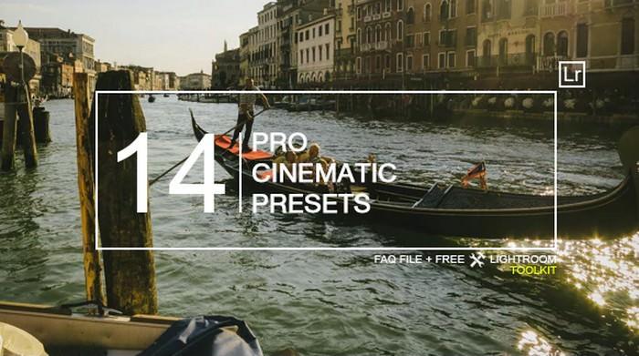 Pro Cinematic Presets