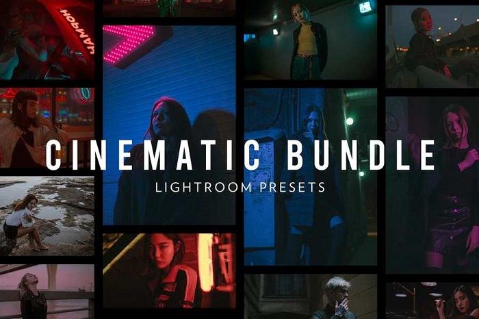 30 Film Looks high quality Lightroom presets