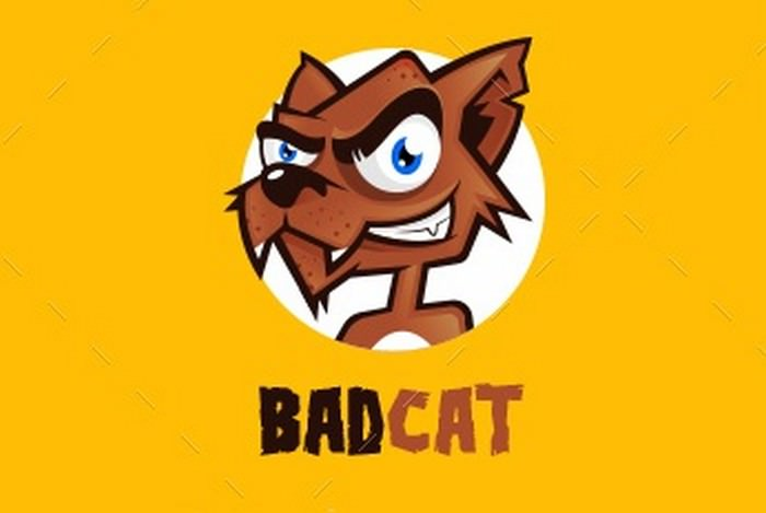 Bad Cat Logo
