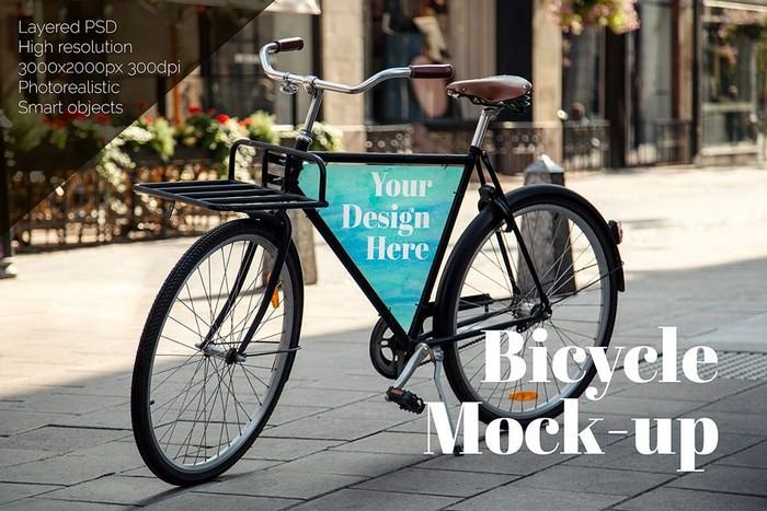 Bicycle Mock-Up