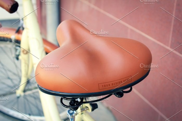 Bicycle Seat Mock-up