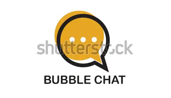 Bubble Chat Logo