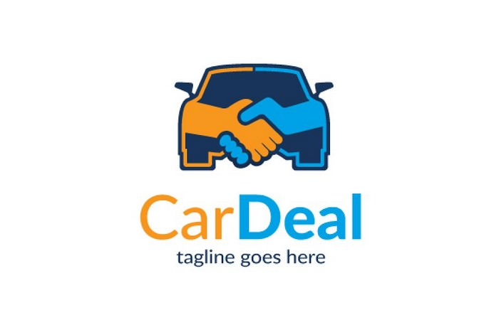 Car Deal Logo Template