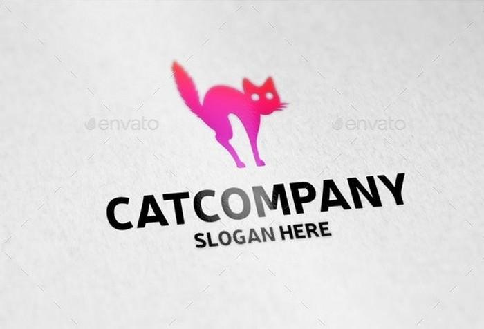 Cat Company Logo
