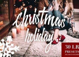Christmas Holiday Lightroom Presets