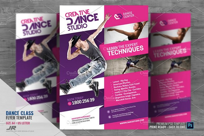 12 Best Audition Flyer Templates 2019 Templatefor
