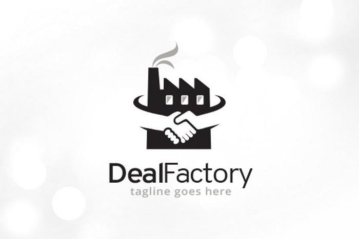 Deal Factory Logo