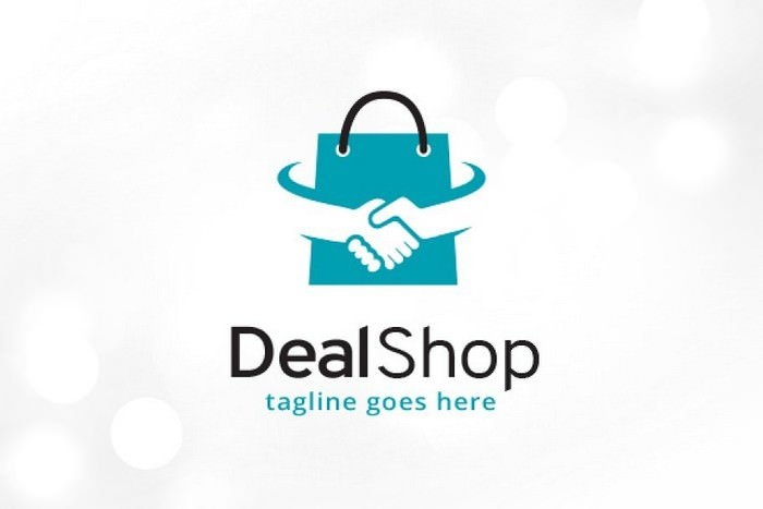 Deal Shop Logo
