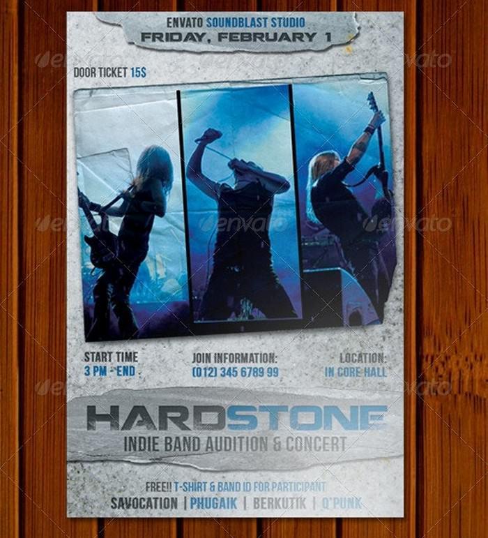 Hard Stone Flyer