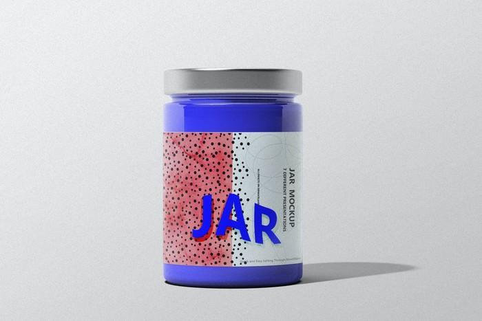 Jar Mock-up
