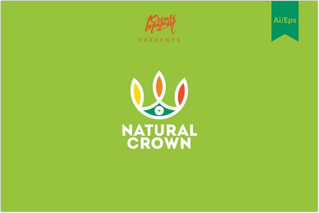 Natural Crown Logo