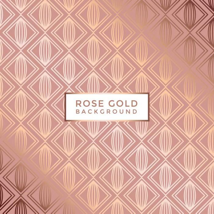 Rose Gold Background